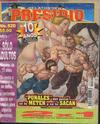 Cover for Relatos de Presidio (Editorial Toukan, 1993 series) #520
