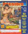 Cover for Relatos de Presidio (Editorial Toukan, 1993 series) #551