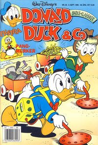 Cover Thumbnail for Donald Duck & Co (Hjemmet / Egmont, 1948 series) #36/1995