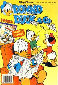 Cover Thumbnail for Donald Duck & Co (Hjemmet / Egmont, 1948 series) #39/1995
