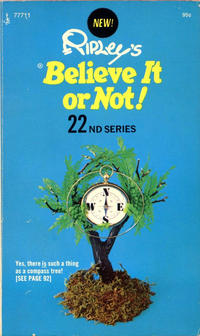 Cover Thumbnail for Ripley's Believe It or Not! (Pocket Books, 1941 series) #22