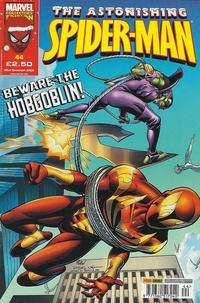 Cover Thumbnail for The Astonishing Spider-Man (Panini UK, 2007 series) #44