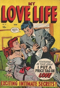 Cover Thumbnail for My Love Life (Superior, 1950 series) #6