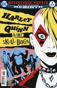 Cover Thumbnail for Harley Quinn (DC, 2016 series) #6 [Amanda Conner Cover]