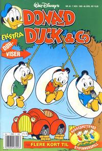 Cover Thumbnail for Donald Duck & Co (Hjemmet / Egmont, 1948 series) #45/1995