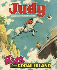 Cover Thumbnail for Judy Picture Story Library for Girls (D.C. Thomson, 1963 series) #144