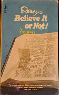 Cover for Ripley's Believe It or Not! (Pocket Books, 1941 series) #2