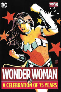 Cover Thumbnail for Wonder Woman: A Celebration of 75 Years (DC, 2016 series)