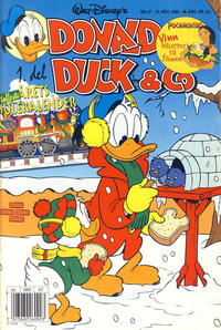 Cover Thumbnail for Donald Duck & Co (Hjemmet / Egmont, 1948 series) #47/1995