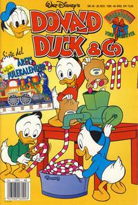Cover Thumbnail for Donald Duck & Co (Hjemmet / Egmont, 1948 series) #48/1995
