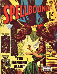 Cover Thumbnail for Spellbound (L. Miller & Son, 1960 ? series) #22