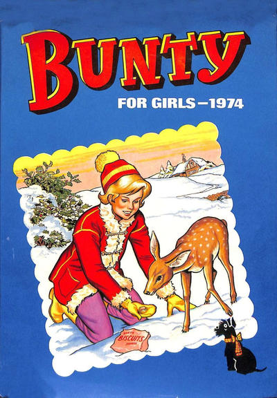 Cover for Bunty for Girls (D.C. Thomson, 1960 series) #1974