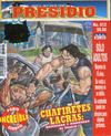 Cover for Relatos de Presidio (Editorial Toukan, 1993 series) #612