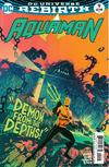 Cover for Aquaman (DC, 2016 series) #9 [Joshua Middleton Variant]