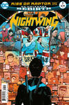 Cover for Nightwing (DC, 2016 series) #7