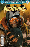 Cover for Nightwing (DC, 2016 series) #7 [Ivan Reis Cover Variant]