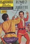 Cover for Classiques Illustrés (Publications Classiques Internationales, 1957 series) #5 - Roméo et Juliette