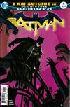 Cover for Batman (DC, 2016 series) #9