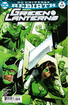Cover for Green Lanterns (DC, 2016 series) #9 [Emanuela Lupacchino Cover]