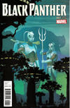 Cover for Black Panther (Marvel, 2016 series) #7 [Esad Ribic Connecting Cover C Variant]