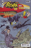 Cover for Batman '66 Meets Steed and Mrs. Peel (DC, 2016 series) #4