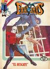 Cover for Fantomas (Editorial Novaro, 1969 series) #605