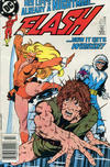 Cover Thumbnail for Flash (1987 series) #28 [Newsstand]
