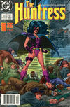 Cover Thumbnail for The Huntress (1989 series) #1 [Newsstand]