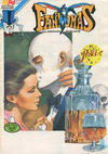 Cover for Fantomas (Editorial Novaro, 1969 series) #521
