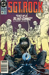 Cover Thumbnail for Sgt. Rock Special (1988 series) #8 [Newsstand]