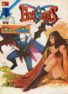 Cover for Fantomas (Editorial Novaro, 1969 series) #494