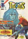 Cover for Fantomas (Editorial Novaro, 1969 series) #497