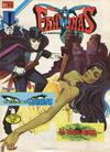 Cover for Fantomas (Editorial Novaro, 1969 series) #498