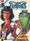 Cover for Fantomas (Editorial Novaro, 1969 series) #500