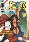 Cover for Fantomas (Editorial Novaro, 1969 series) #495