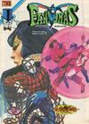 Cover for Fantomas (Editorial Novaro, 1969 series) #502