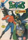 Cover for Fantomas (Editorial Novaro, 1969 series) #534