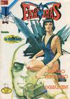 Cover for Fantomas (Editorial Novaro, 1969 series) #517