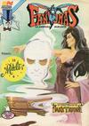 Cover for Fantomas (Editorial Novaro, 1969 series) #524