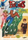 Cover for Fantomas (Editorial Novaro, 1969 series) #549