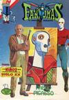 Cover for Fantomas (Editorial Novaro, 1969 series) #552