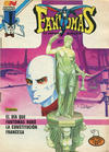Cover for Fantomas (Editorial Novaro, 1969 series) #572