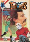 Cover for Fantomas (Editorial Novaro, 1969 series) #604