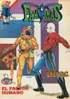 Cover for Fantomas (Editorial Novaro, 1969 series) #582