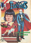 Cover for Fantomas (Editorial Novaro, 1969 series) #584
