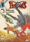 Cover for Fantomas (Editorial Novaro, 1969 series) #596