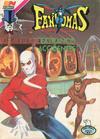 Cover for Fantomas (Editorial Novaro, 1969 series) #633