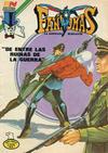 Cover for Fantomas (Editorial Novaro, 1969 series) #598
