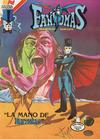 Cover for Fantomas (Editorial Novaro, 1969 series) #663