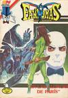 Cover for Fantomas (Editorial Novaro, 1969 series) #619